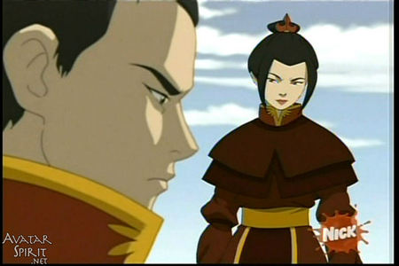 What is Azula's nickname for her brother, Zuko?