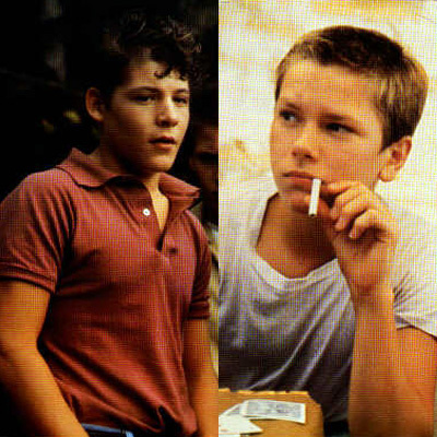 How many films have River Phoenix and Bradley Gregg appeared in together?