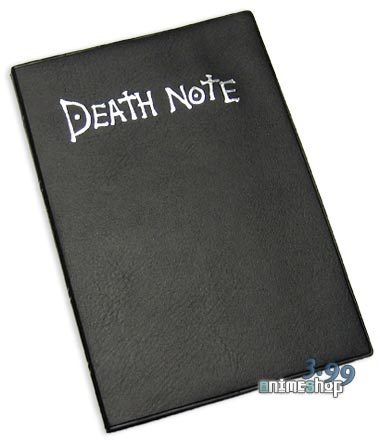 Whose Death Note does Light end up with in the end?
