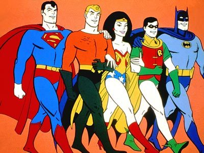 In every incarnation of the Superfriends cartoons, who can be heard as the voice of Robin?
