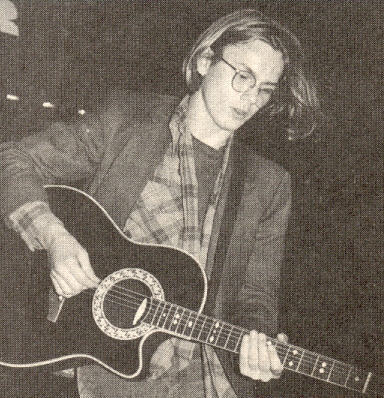 What was the name of River's band?