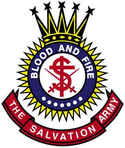 In what year was the Salvation Army founded and where?