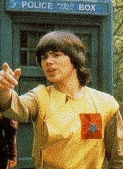 What are the last words we hear Adric say?