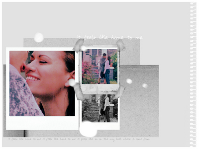 How many Naley rain kisses are there?