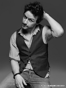 What was James McAvoy's First Starring Role in a Film?... no Cheating