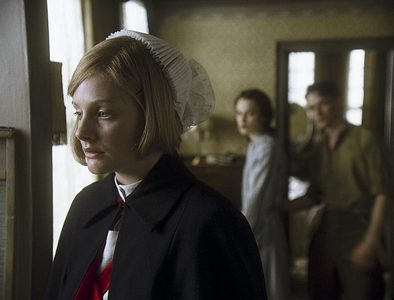 Apart From Atonement Which Film Also Features Romola Garai along side James McAvoy?