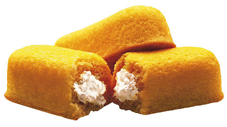 The Twinkie, when introduced in 1930, originally contained what kind of cream filling?