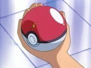 The first Pokémon Ash Ketchum caught was...