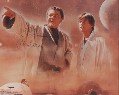 In 'A New Hope,' which two robots does Uncle Owen try to buy first?
