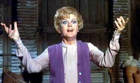 Bedknobs & Broomsticks:  What is the name of this apprentice witch/main character?