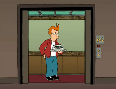 Who is Fry's grandfather?