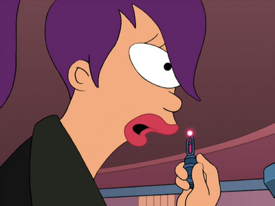 What musical instrument did Leela used to play?
