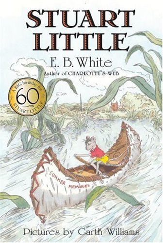 "True or False: In the book ""Stuart Little,"" the Little family adopted Stuart."
