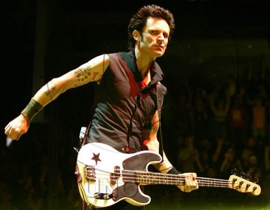 What is Mike Dirnt's real last name?