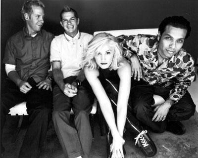The No Doubt horn section features in which Green Day album?