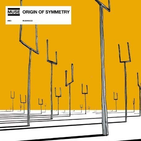 In which বছর was 'Origin of Symmetry' released?