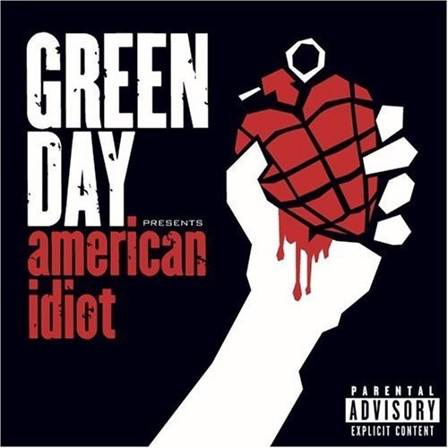 Where did 'American Idiot' debut on the Billboard Music Charts?