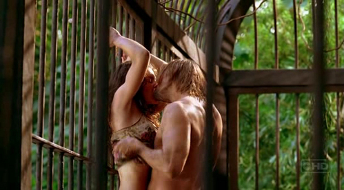Sawyer & Kate first had sex in...