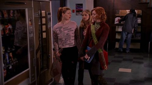 "What famous literary work do Tara, Willow, and Buffy discuss in the episode ""Crush""?"