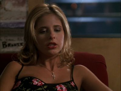 What does Buffy sometimes crave after slaying?