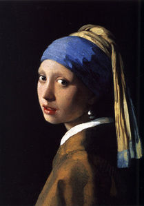 Who painted Girl With A Pearl Earring?