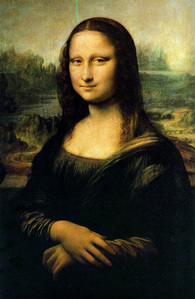 If you wanted to see the Mona Lisa in person, where would you have to go?