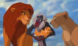 The Lion King is Disney's _____ Animated Feature.