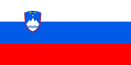 In which साल did Slovenia debut ?