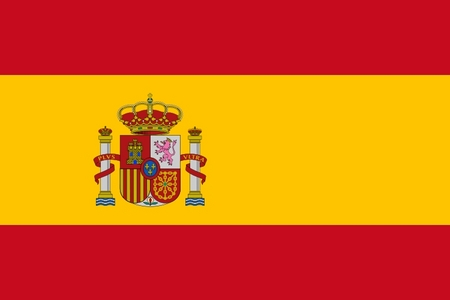 In which year did Spain debut ?