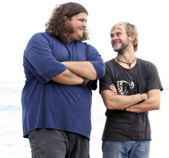 What were Hurley's last words to Charlie?