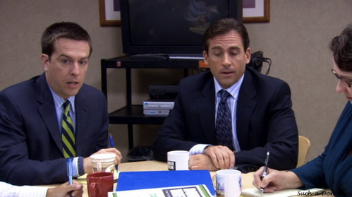 What is NOT a name that Michael has used to refer to Andy?