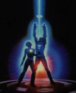 In the classic movie TRON , who played TRON ?