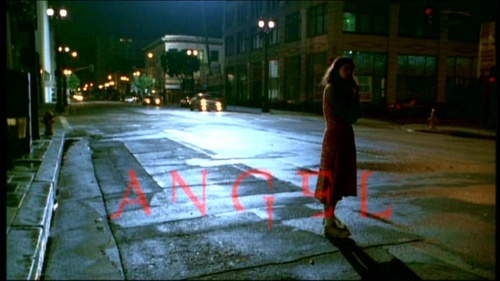 the image below is of a lonely woman that we see in the opening credits of angel but where is this image originally from?