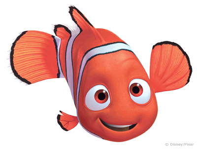 What was the name of Nemo's teacher in Finding Nemo?