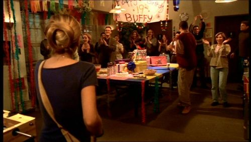 What dag is Buffy's Birthday?