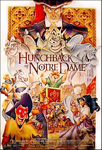 The Hunchback of Notre Dame was based on a book written por who?