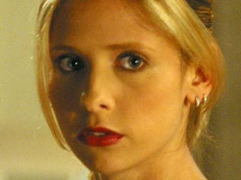 Which character has never seen Buffy naked? (that we know of!)