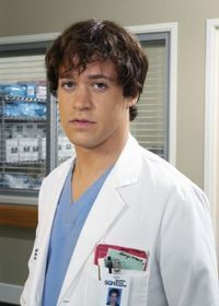 What was the nickname George received from the other interns in the first season?