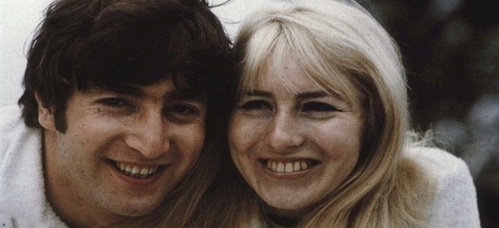 What was the name of John Lennon&#39;s first wife?