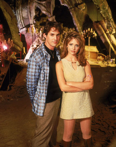 in the episode welcome to the the hellmouth what does Xander say to buffy as he begins to help her pick up her things?