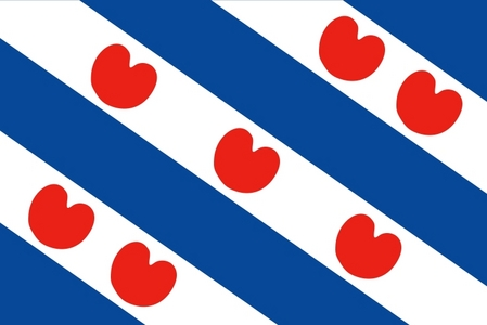 Which city is a capital of Friesland ?