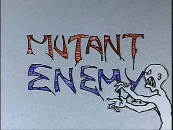 "which buffy cast hoặc crew member did the voice on the ""grr argh"" for the mutant enemy logo?"