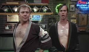 What's the name of the McPoyle brothers?
