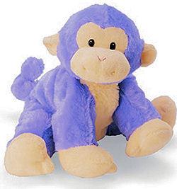Who never had a purple monkey?