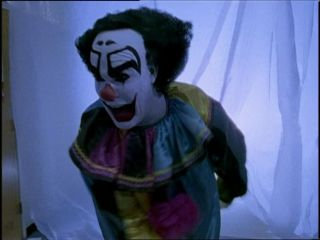 Who is scared of the clown?