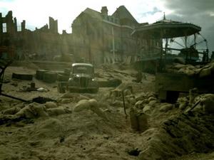My sand pit...