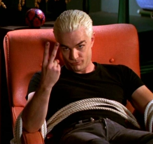 """Sarcastic"" Spike in Season 4"