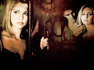 Buffy & angel First True amor