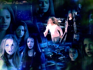"Buffy & Dawn ""The Gift"" & ""Bargaining PT 1 & 2"""
