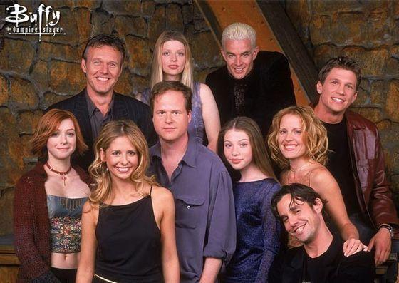 Season five - The Cast and Joss